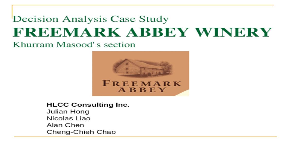 Freemark Abbey Cabernet Sauvignon 2014