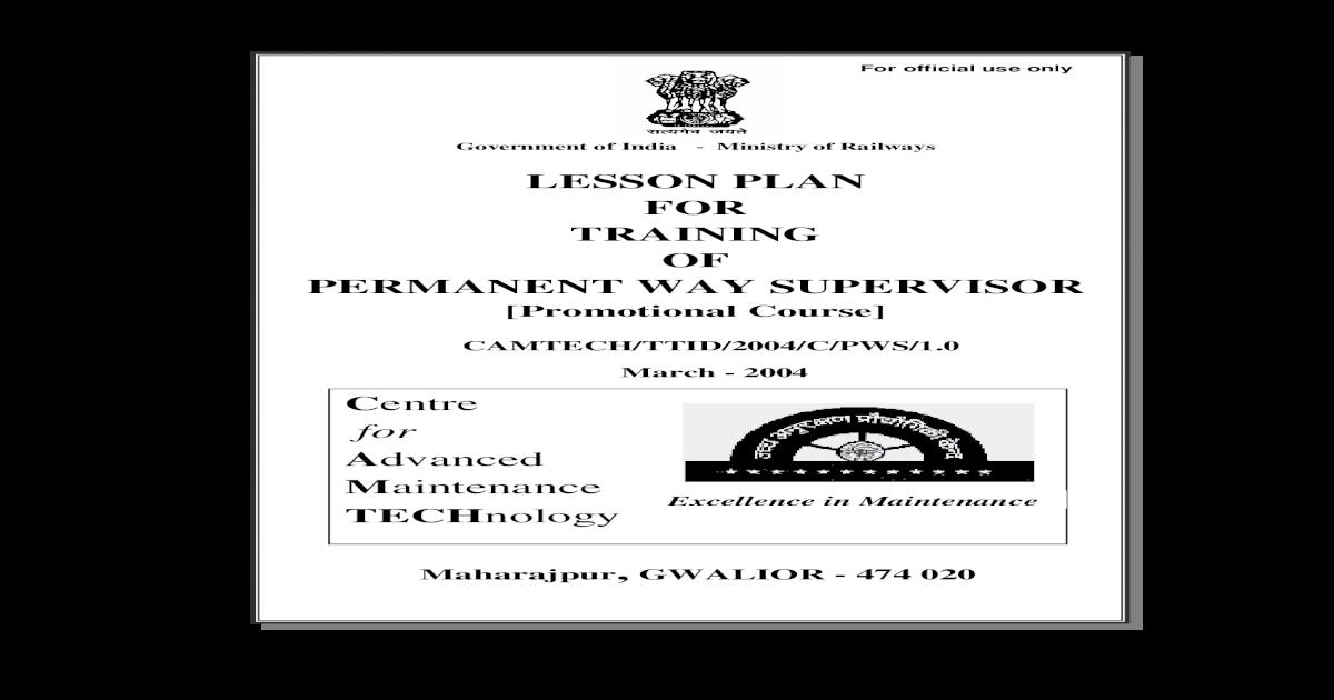 Indian Railway Engineering Practice - [PDF Document]
