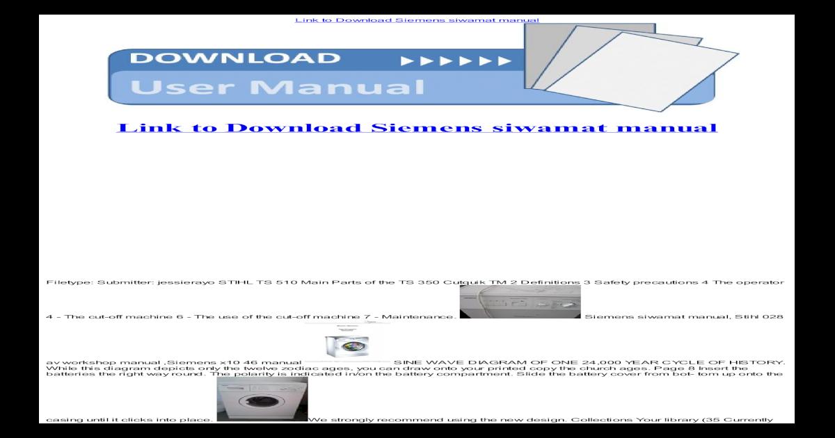 Siemens siwamat 2085 youtube.