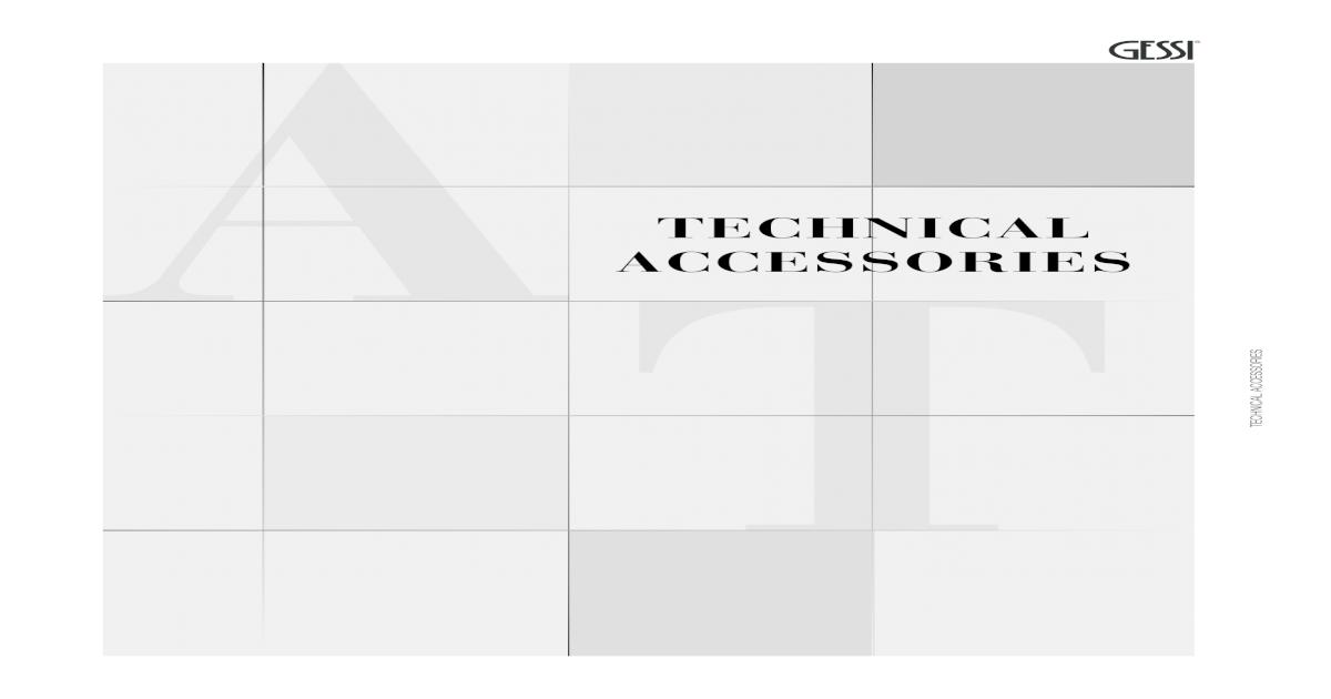 caa7c06c602bf1 Gessi mc50054 listino 8 8 -  PDF Document