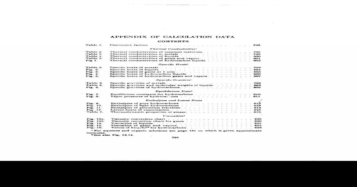 Appendix Process Heat Transfer Dq Kern Pdf Document