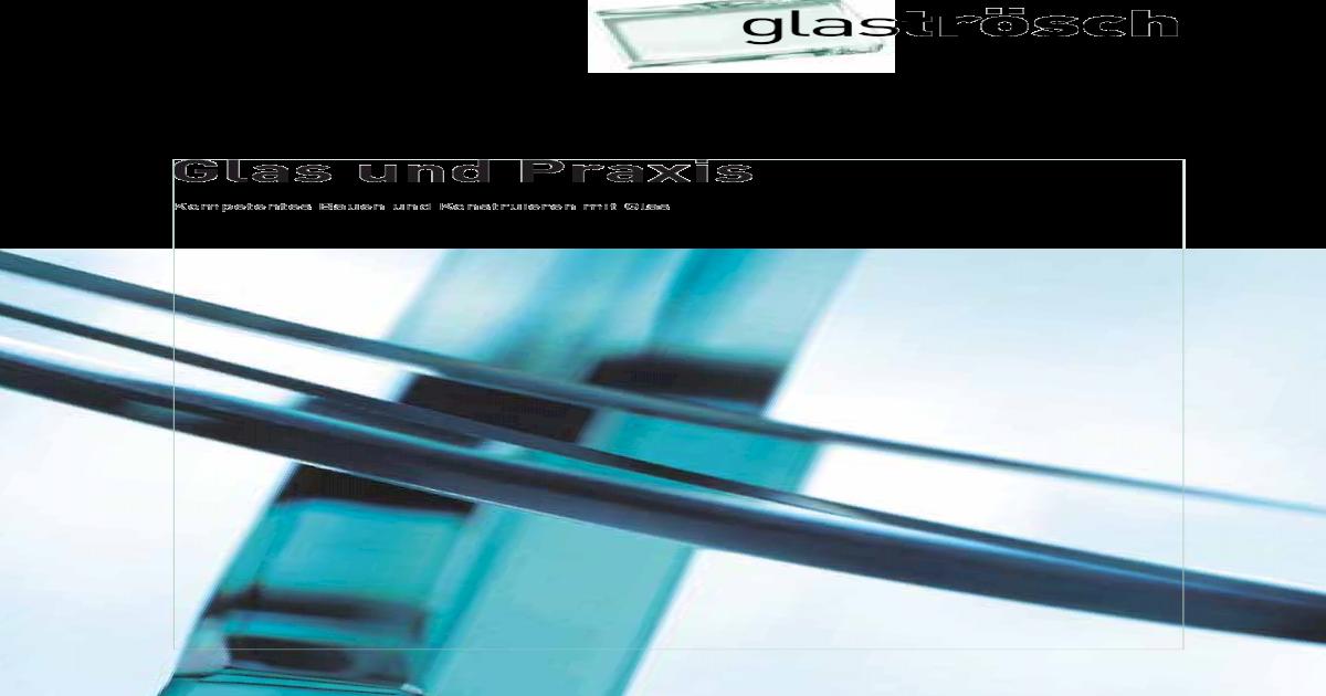 Glas-und-praxis - [PDF Document]