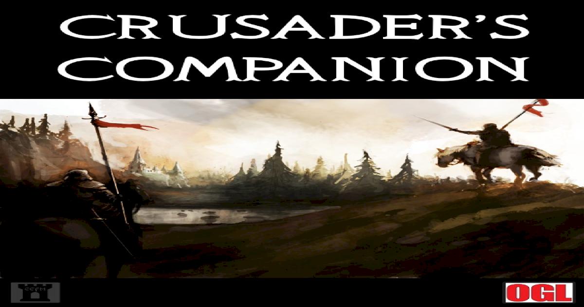Crusaders Companion - [PDF Document]