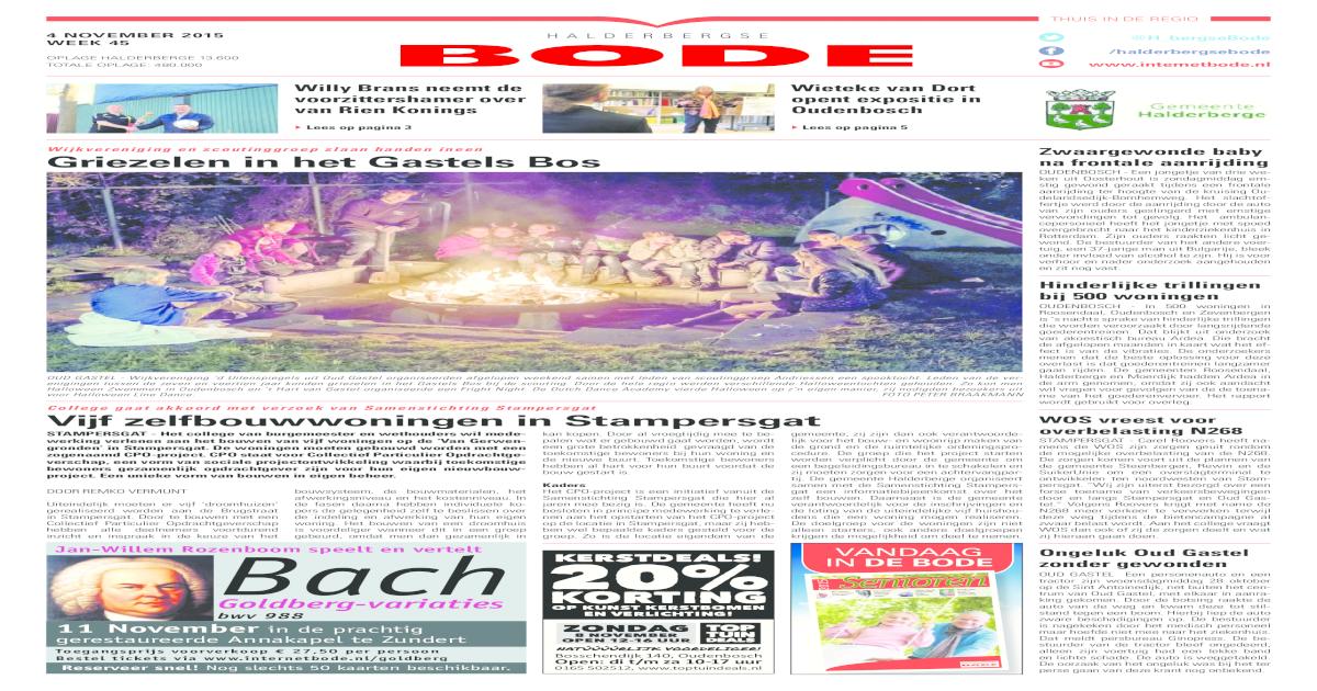Halderbergse Bode 04 11 2015 Pdf Document