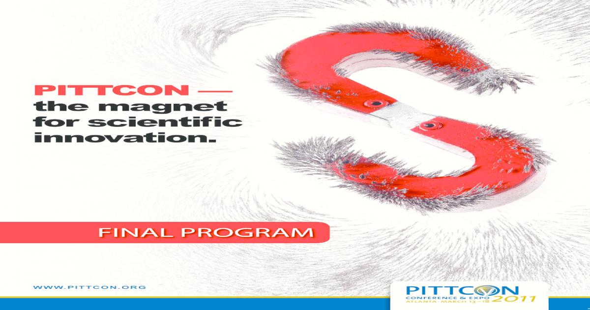 2011finalprogram Pdf Document