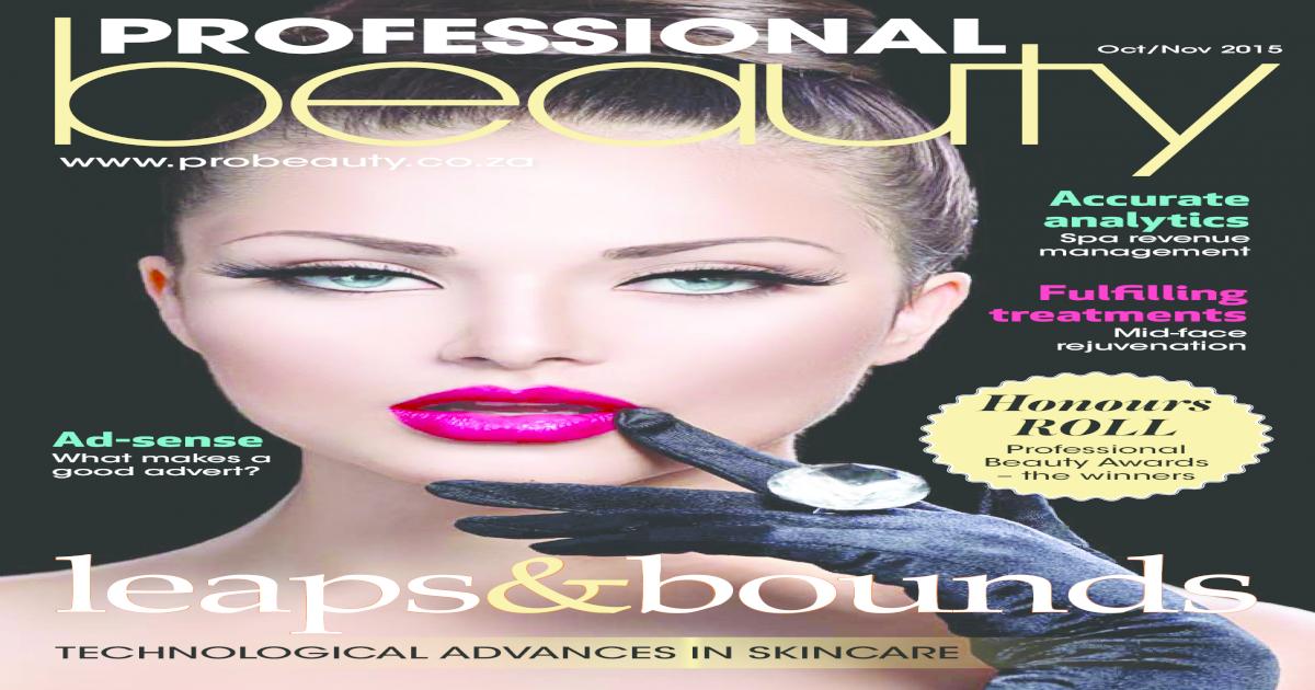 edd0a1ace98 Pro Beauty Oct- Nov 2015 - [PDF Document]
