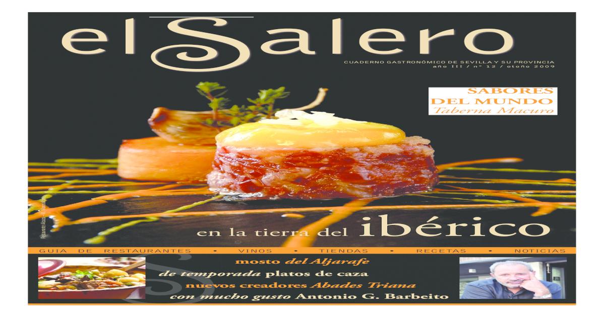 El Salero 12 Pdf Document
