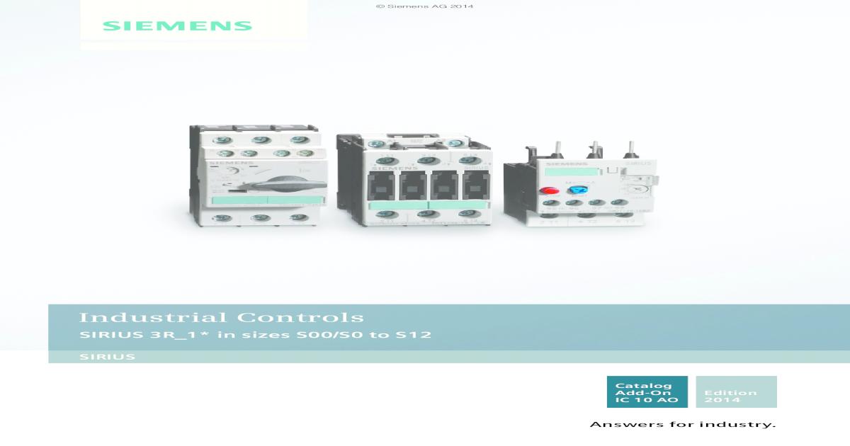 SIEMENS SIRIUS MOTOR START SET 1.8-2.5 AMP # 3RV1011-1CA15 W// 3RT1016-1BB42 X 2