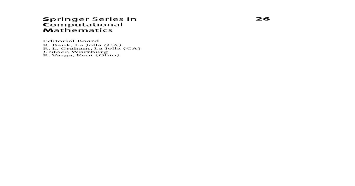 Further Mathematics 8360 Set 4 Ebook