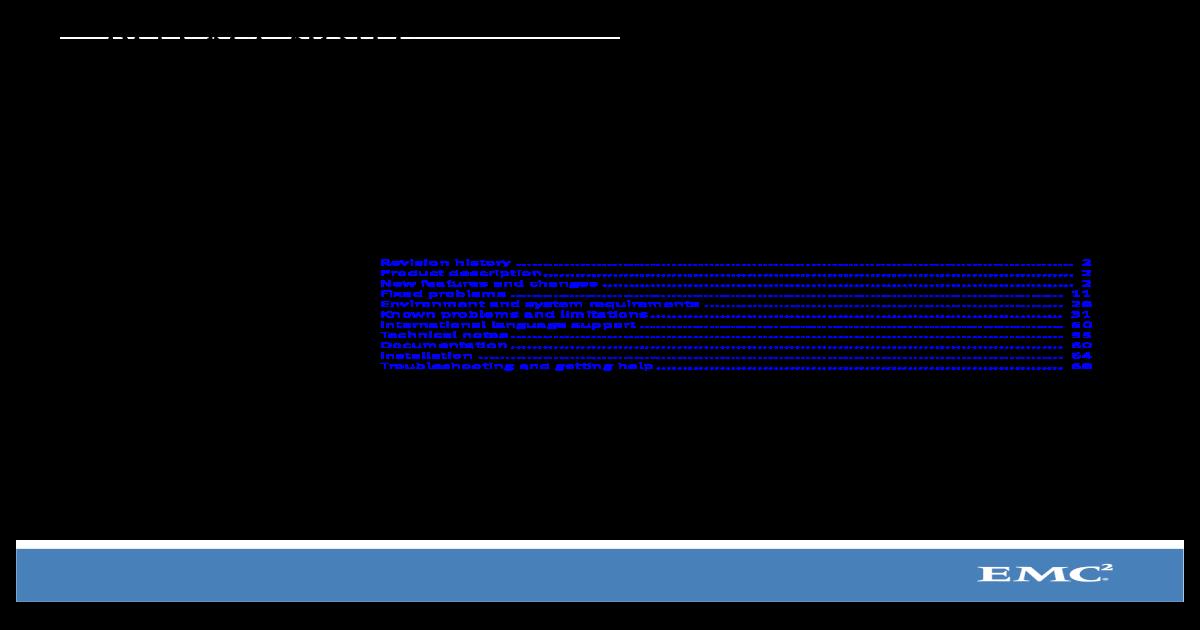 Avamar 7 0 Release Notes - [PDF Document]