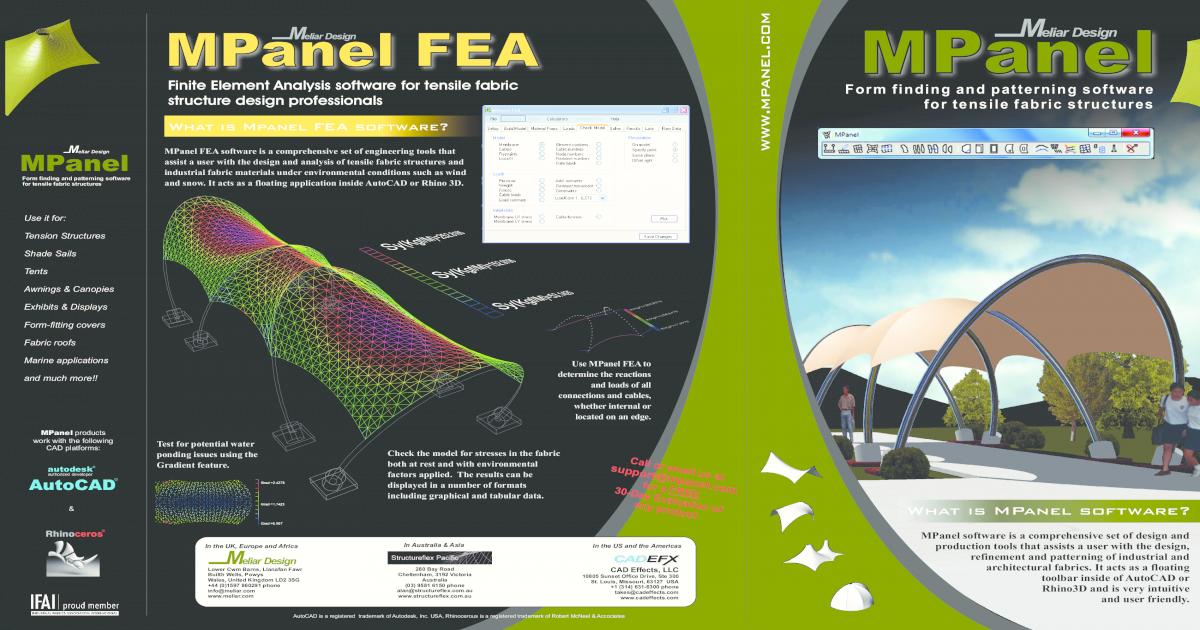 Mpanal Software Suite Brochure Pdf Document