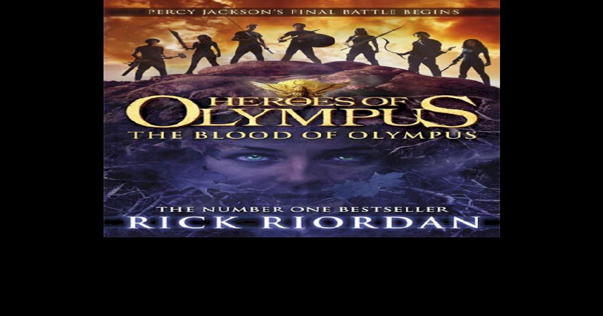 Rick riordan the blood of olympus - [PDF Document]