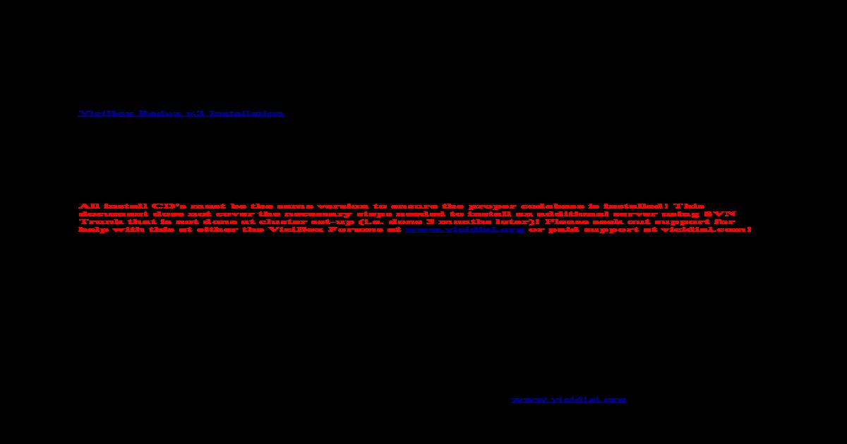 ViciBox Redux v3-Cluster - [PDF Document]