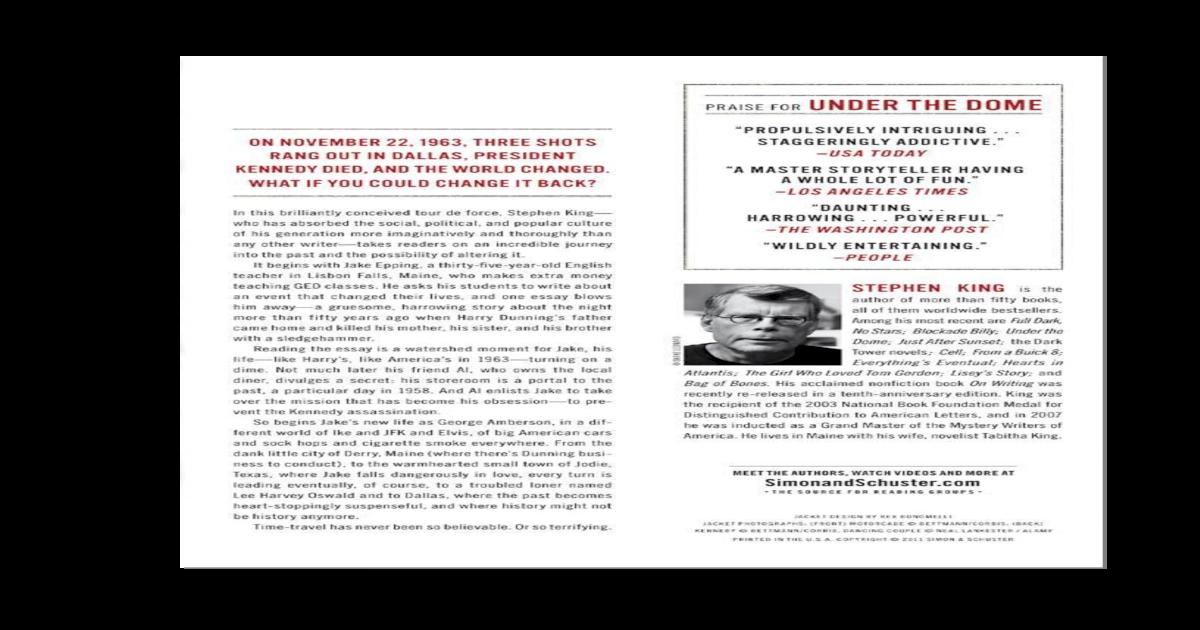 Stephen king 11 22_63 - [PDF Document]