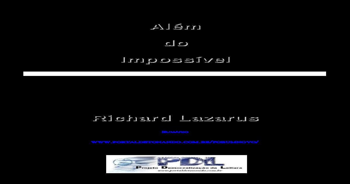 bc59ffc582 Alm do Impossvel.doc - [DOC Document]