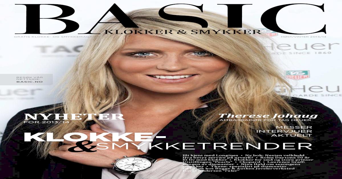 6b9358e8 Basic Klokker & Smykker vinter 13/14 - [PDF Document]