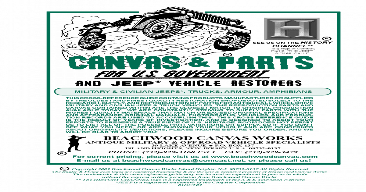 *US Logo Orig Military Truck Jeep M151 M35 M37 M38 Canvas Tool Wrap//Bag *SALE**