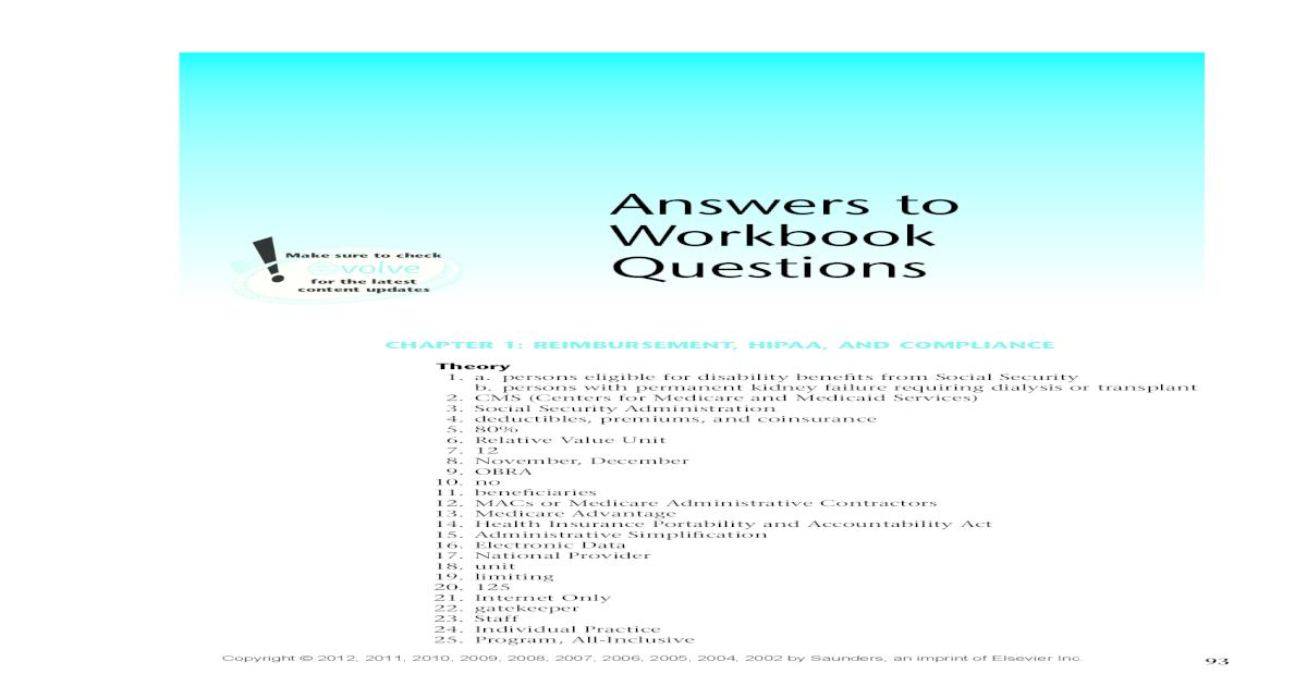 workbook answers - [PDF Document]