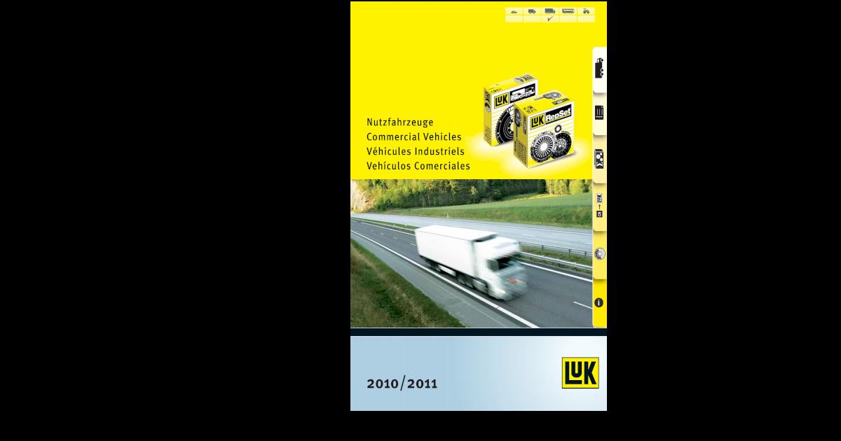 LuK 500 0168 30 Ausr/ücklager