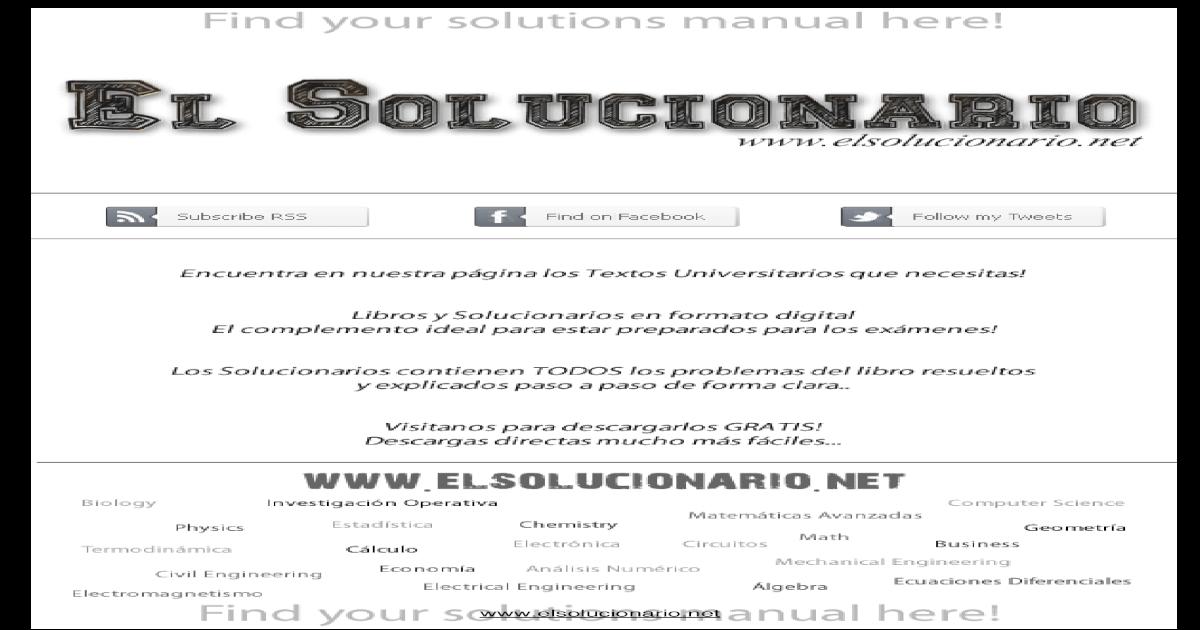 Solution Horngren Cost Accounting 13edicion Pdf Document