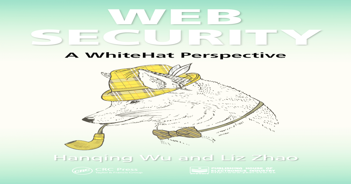 Web Security - A WhiteHat Perspective - [PDF Document]
