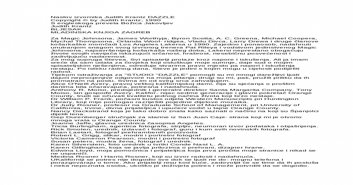 hank smeđa kuka zavod