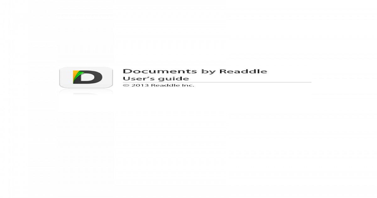 Documents Guide pdf - [PDF Document]