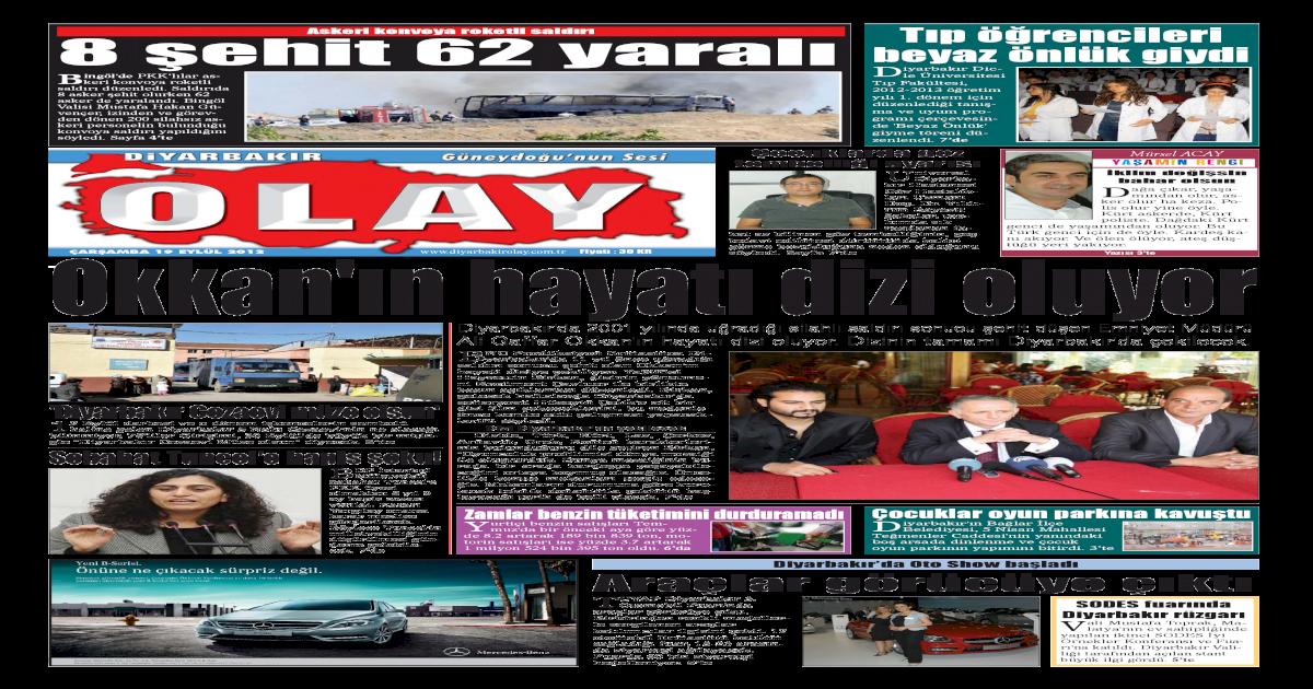 19 09 2012 Gazete Sayfalar Pdf Document