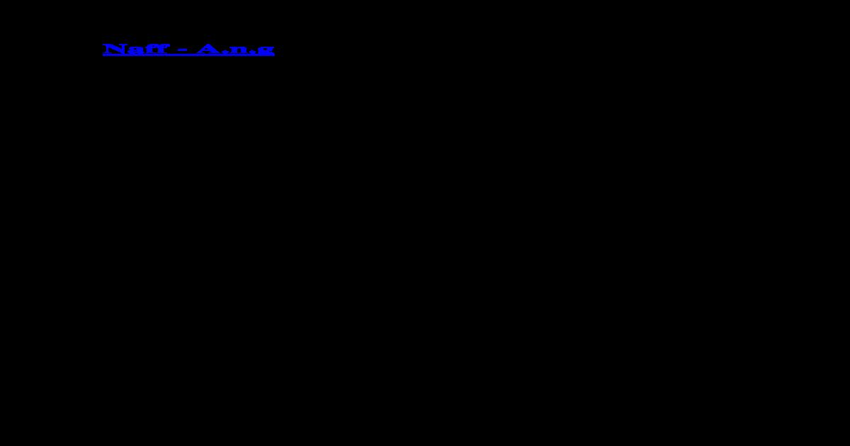 Kunci Gitar Naff Docx Document