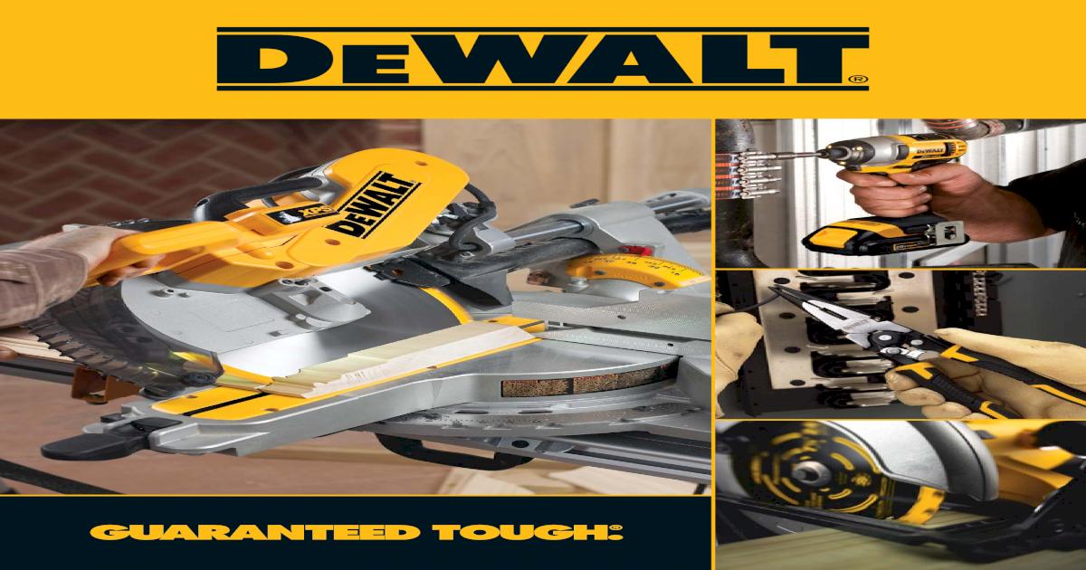 """6 Pcs DEWALT Impact Ready Pilot Point Drills 11//32/"""" DD5022B3"""