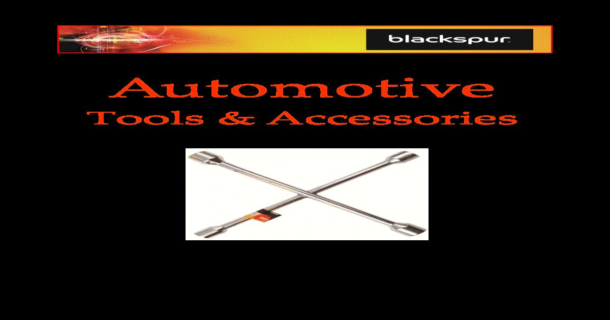 Blackspur BB-RH100 Drive Ratchet Handle