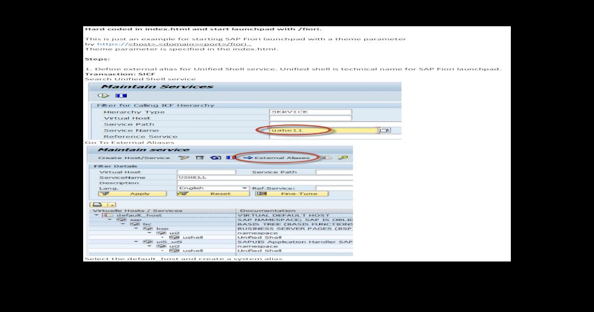 Shorten Url Fiori - [PDF Document]