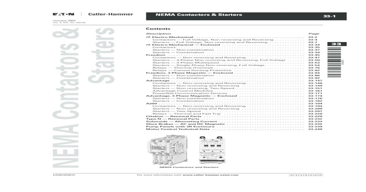 GE CR206 200 Line Nema Size 3 and 4 600 Volt Max 90 Amp Max Magnetic Starter wit