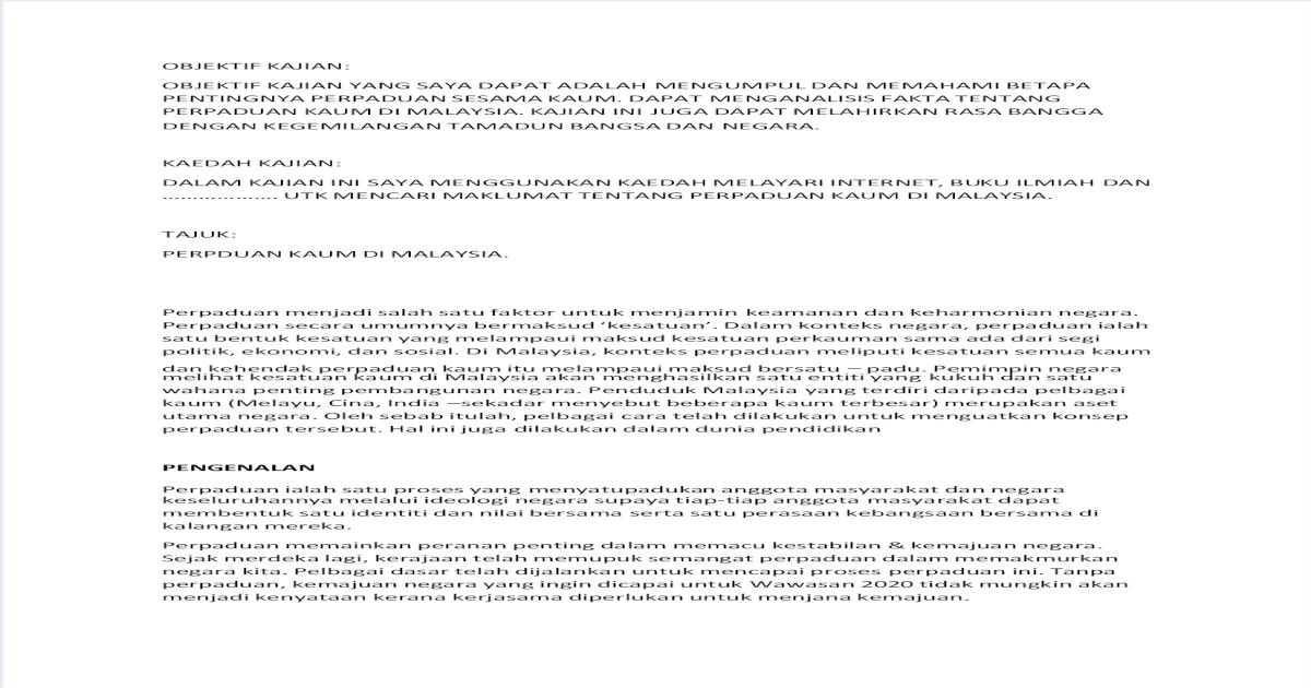 Sejarah Pt3 Dina Pdf Document