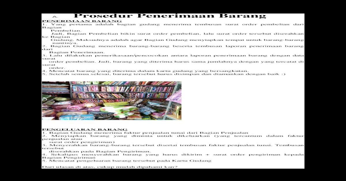 Adm Barang Docx Document