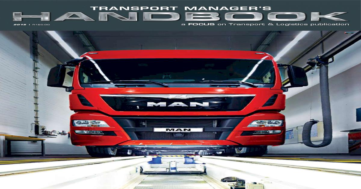 Transport Manager's Handbook 2015 - [PDF Document]