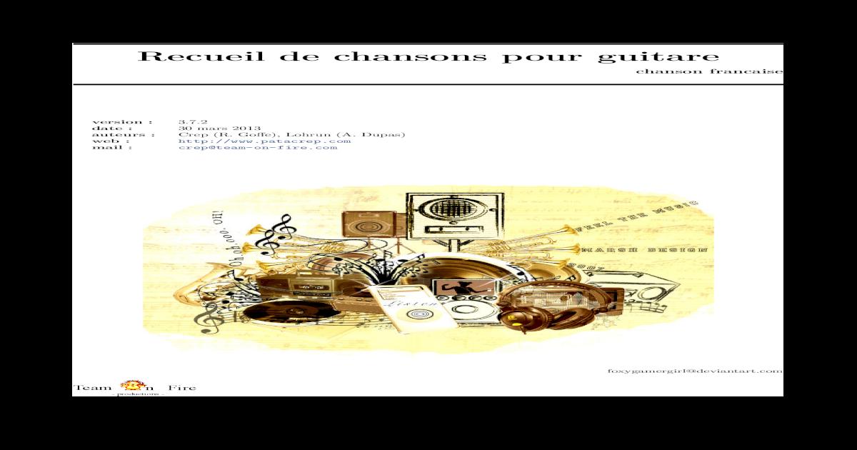 French Pdf Document