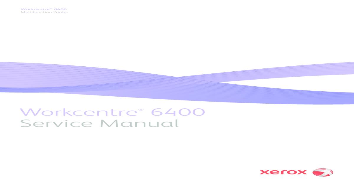6400_ServiceManual - [PDF Document]
