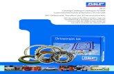 5.501 Bore Diameter 4.5 Shaft Diameter Inch R Lip Code 0.375 Width SKF 44959 LDS /& Small Bore Seal CRW1 Style